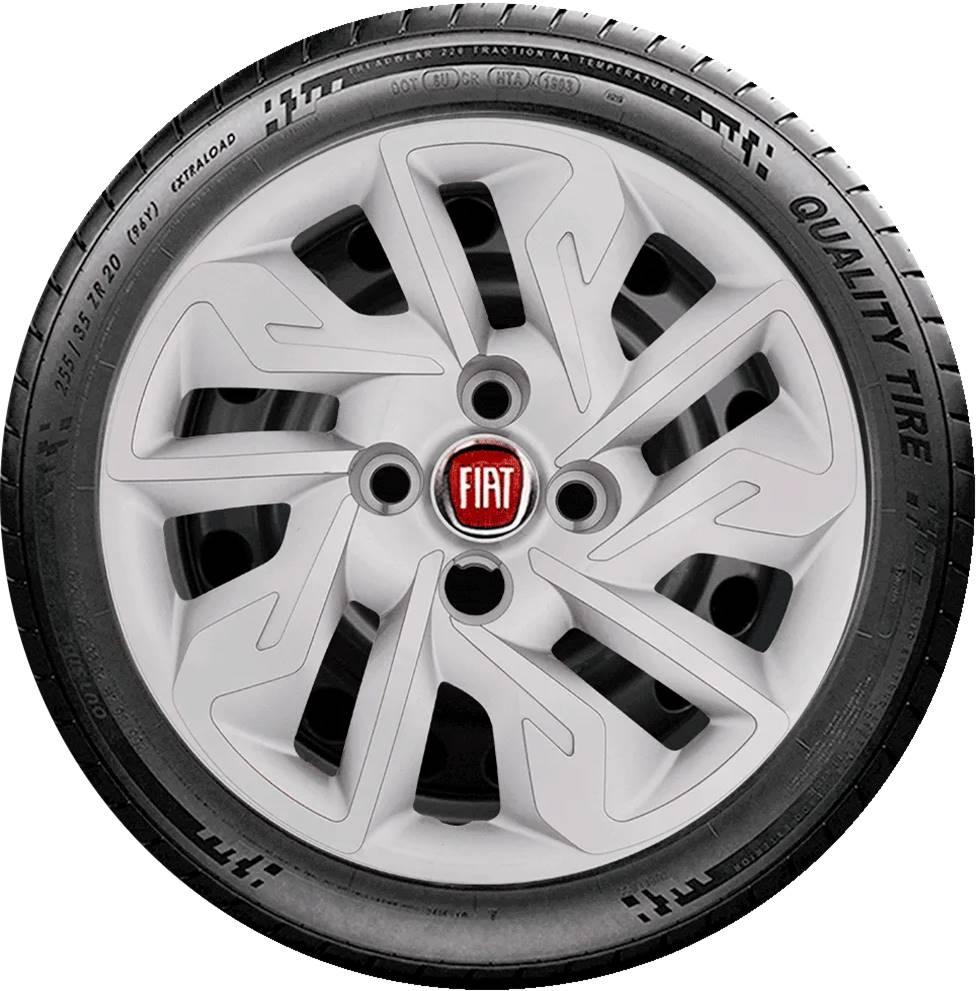 Calota Aro 14 Fiat Argo 2017 a 2020 G292j