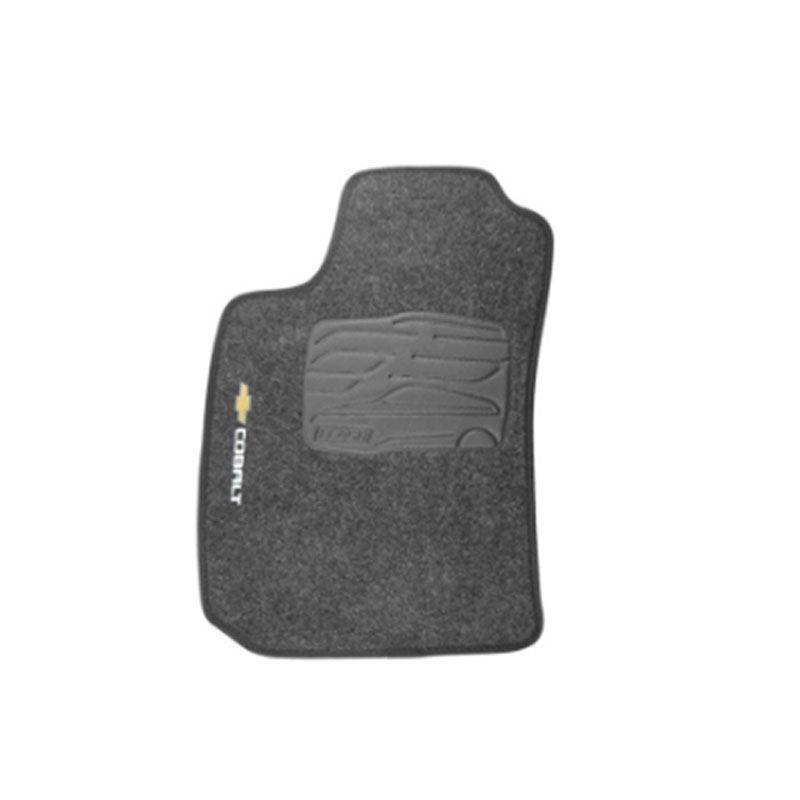 Jogo de Tapete Carpete para Chevrolet Cobalt - Grafite -