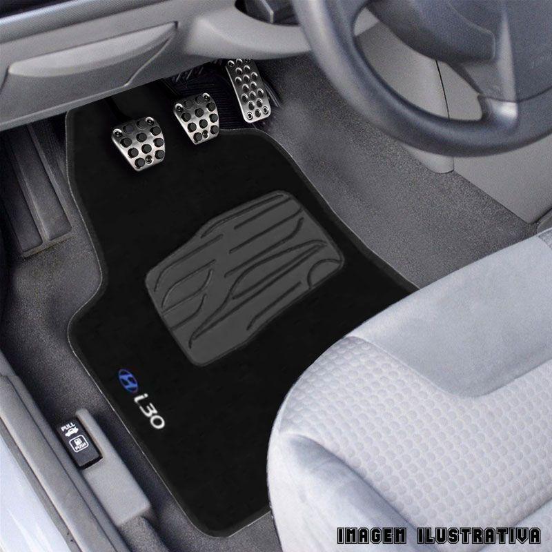 Jogo de Tapete Carpete para Hyundai i30 2013 a 2018 -