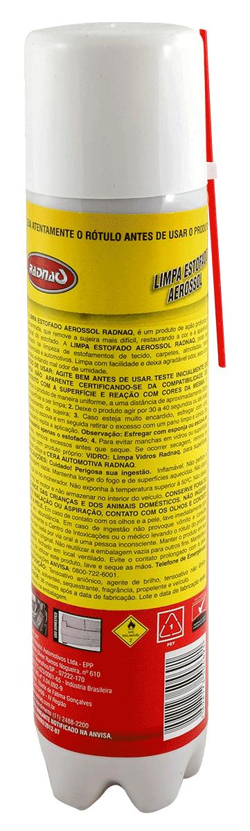 LIMPA ESTOFADO RAY 300ML RADNAQ