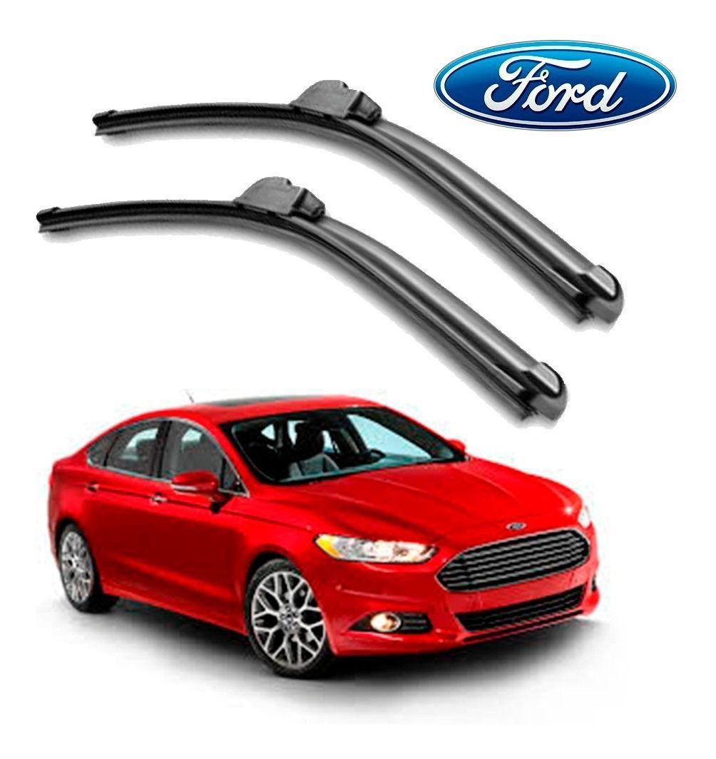Palheta Limpa Parabrisa Ford Fusion 2013 a  2017