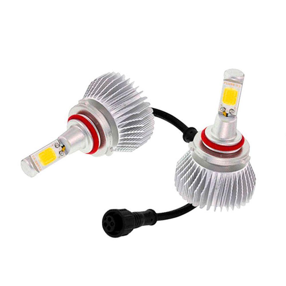 Par de  Lâmpadas SUPER LED H11 6000K