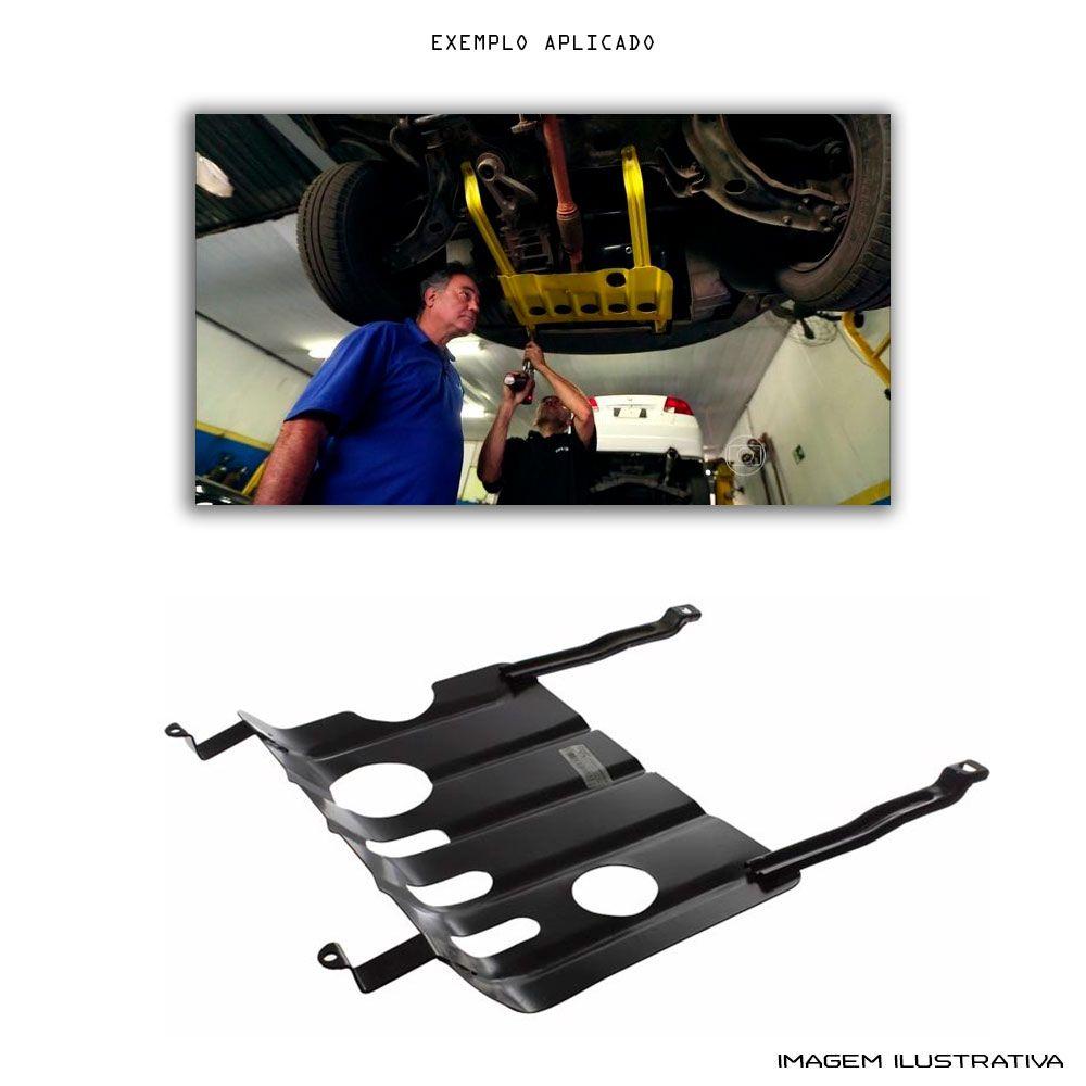 Protetor De Carter Peito de Aço Chevrolet  Prisma 2016 a 2019
