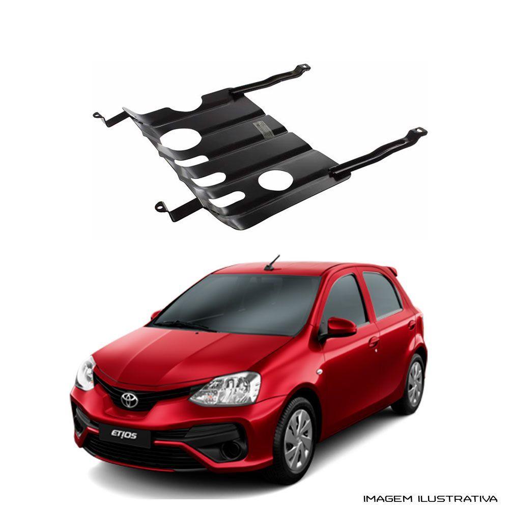 Protetor De Carter Toyota Etios 2012 a 2019