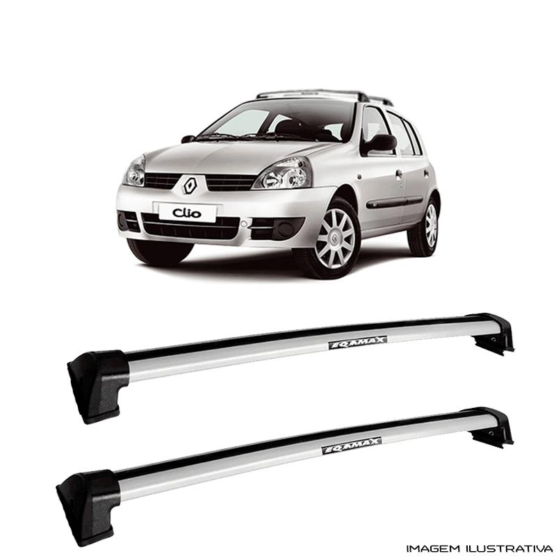 Rack De TetoWave Eqmax Renault Clio 2000 a 2016