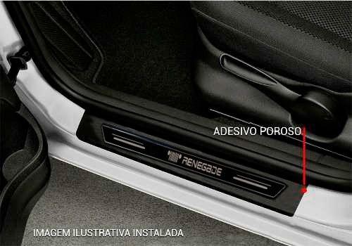 Soleira De Porta Platinum Renegade 2015 2016 2017 2018 2019 2020 2021