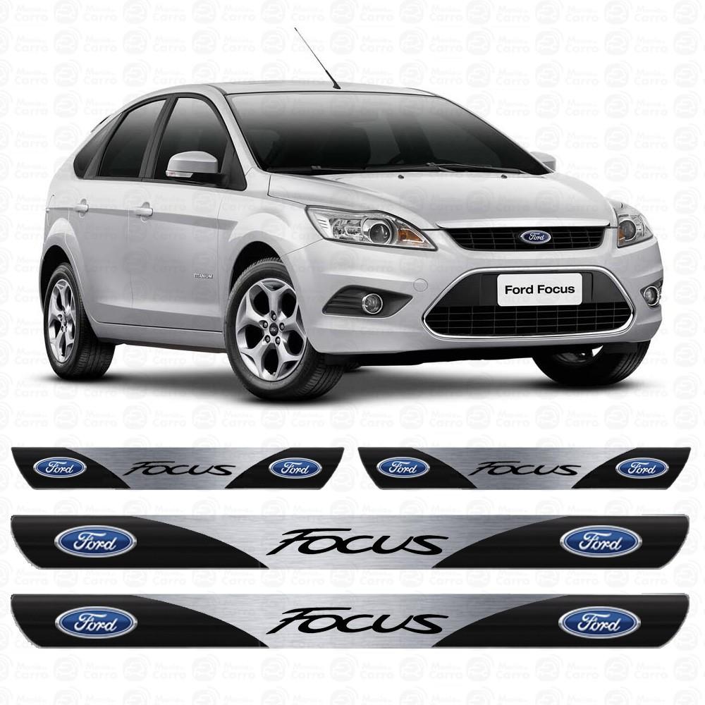 Soleira Resinada Personalizada para Ford Focus