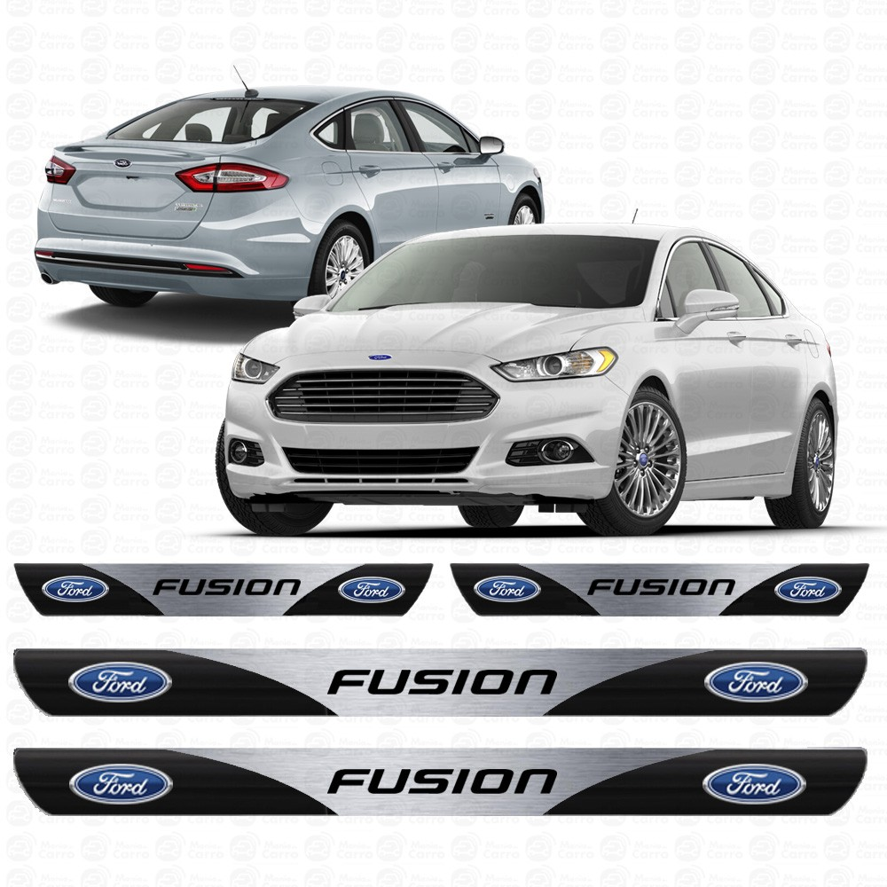 Soleira Resinada Personalizada para Ford Fusion
