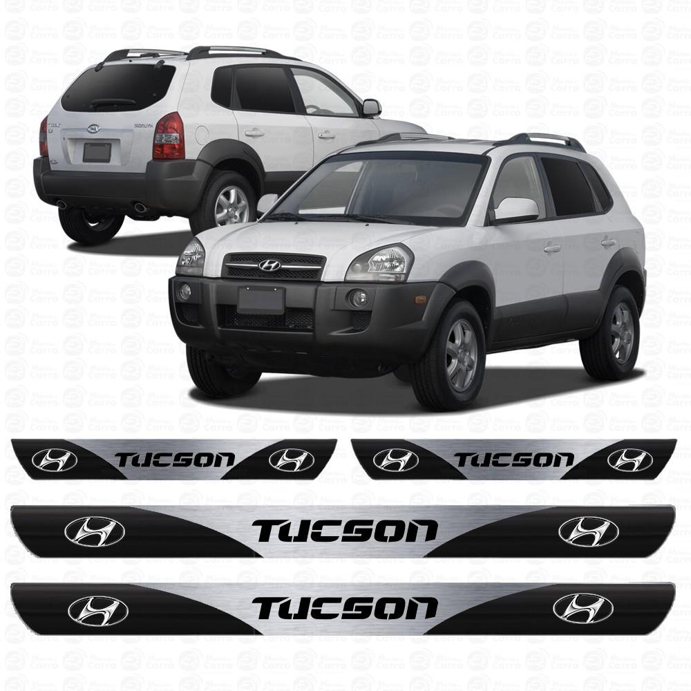 Soleira Resinada Personalizada para Hyundai Tucson