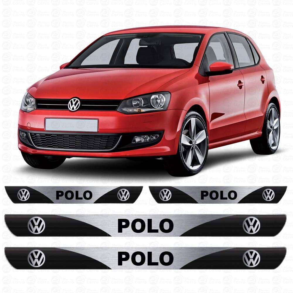 Soleira Resinada Personalizada para Volkswagen Polo