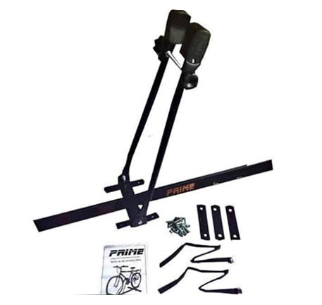 Transbike - Rack de Teto para Bicicleta