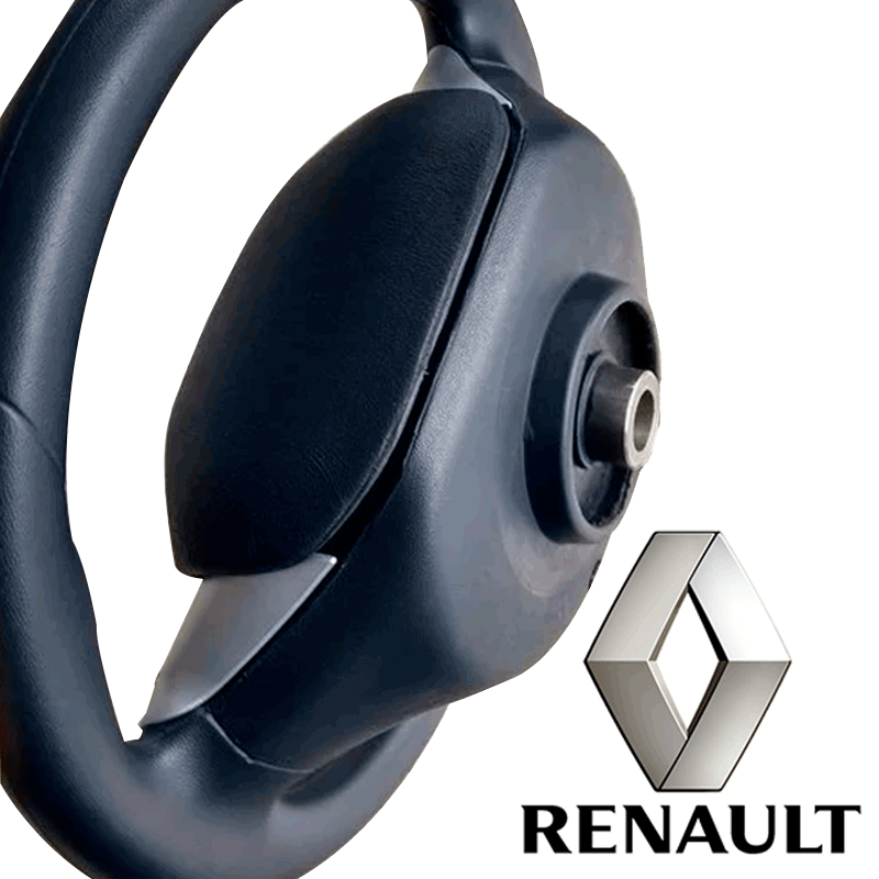 Volante Esportivo para  Renault Sandero Logan e Clio