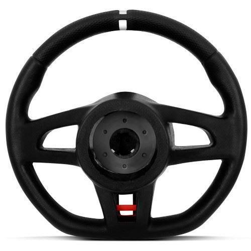Volante GTI + Cubo para Fiat Siena, Palio, Idea, Uno, Strada, Stilo, Punto e outros