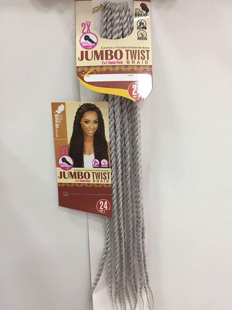 Jumbo Twist Pronto