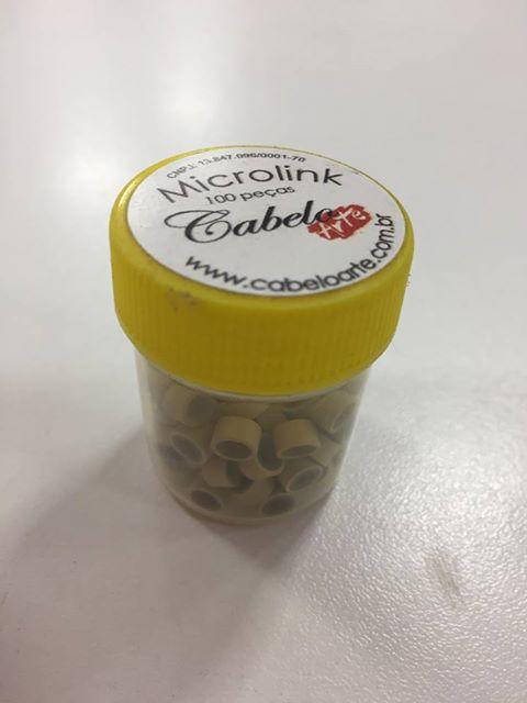 Micro Linque Com Silicone 100un