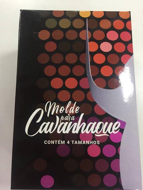 Molde Cavanhaque