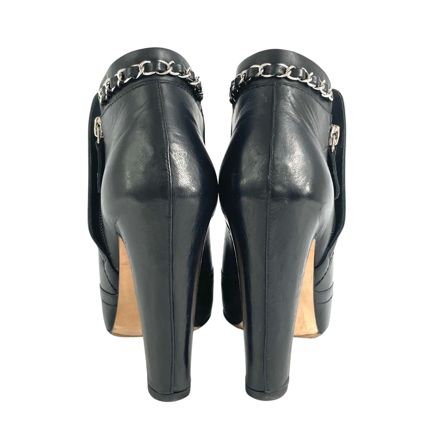 Ankle Boot Chanel CC