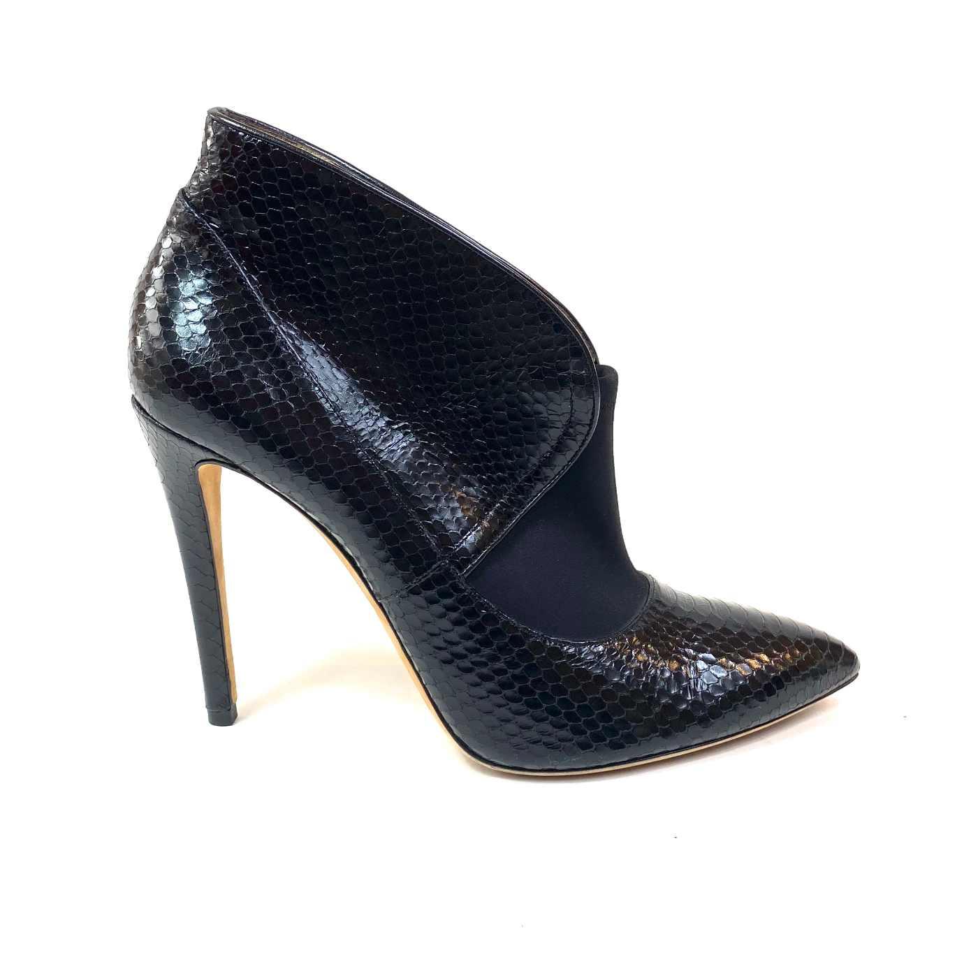 Ankle Boot Emporio Armani Preto