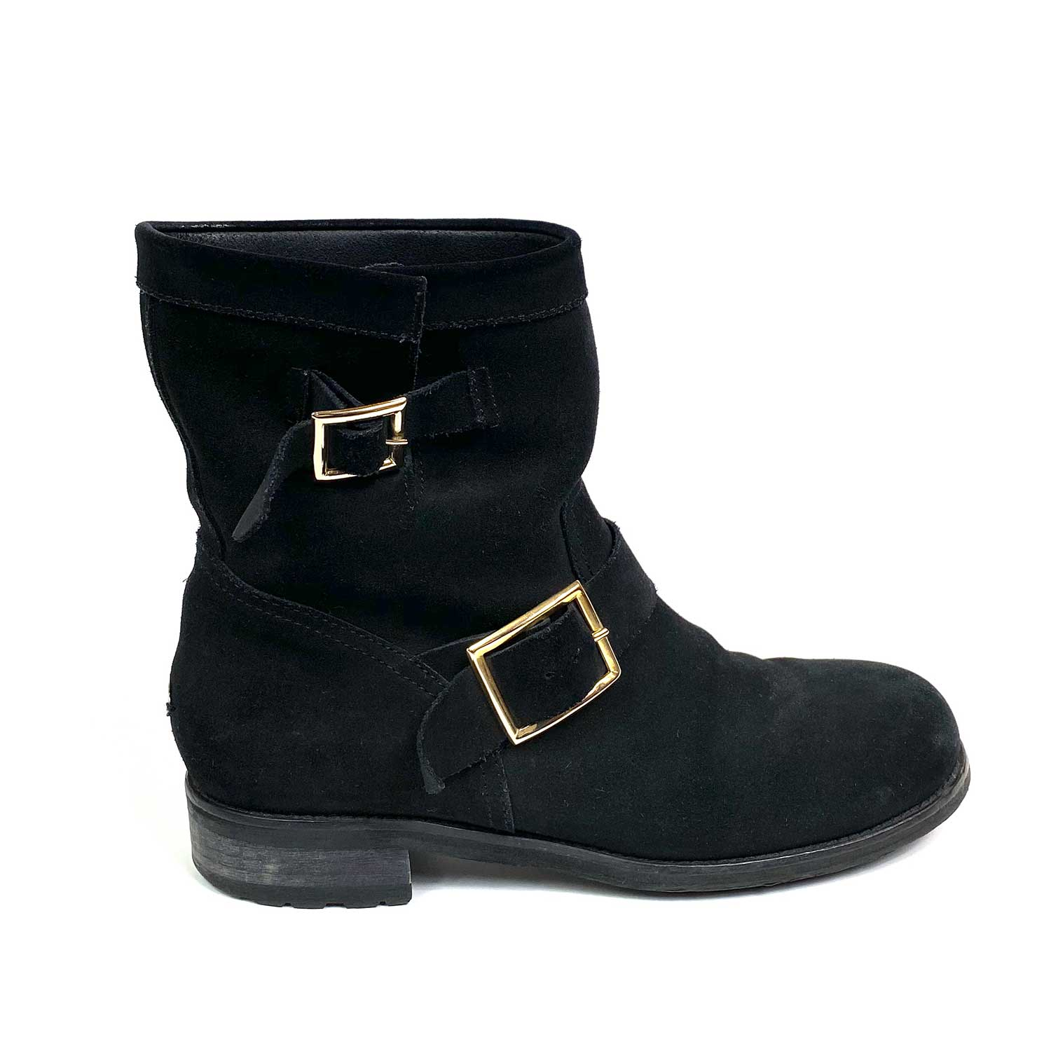Ankle Boot Jimmy Choo Youth Preto