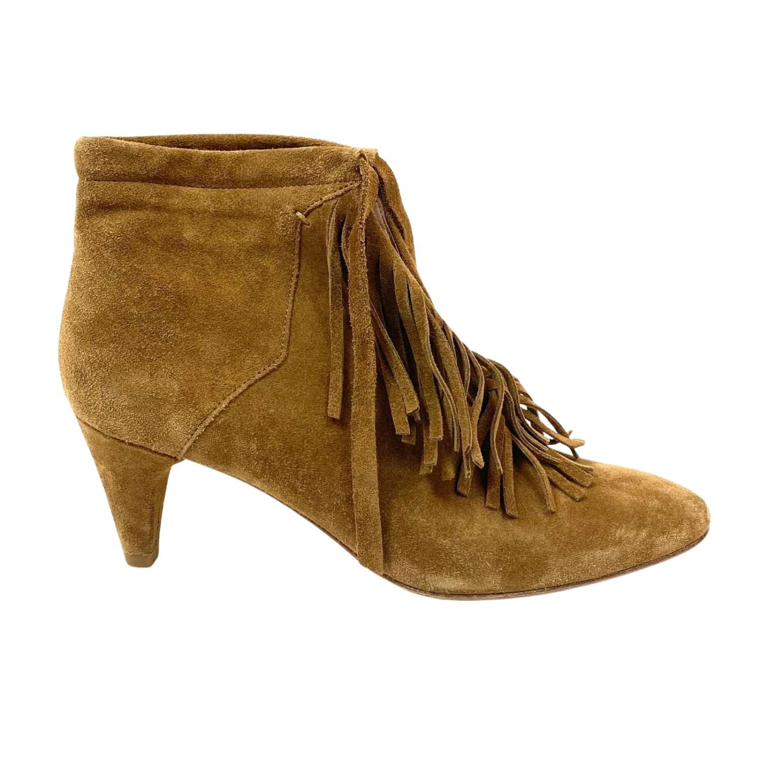 Ankle Boot Maje Caramelo
