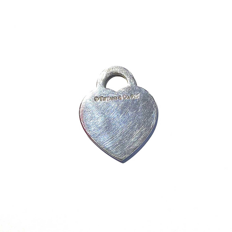 Berloque Tiffany&Co. Coração