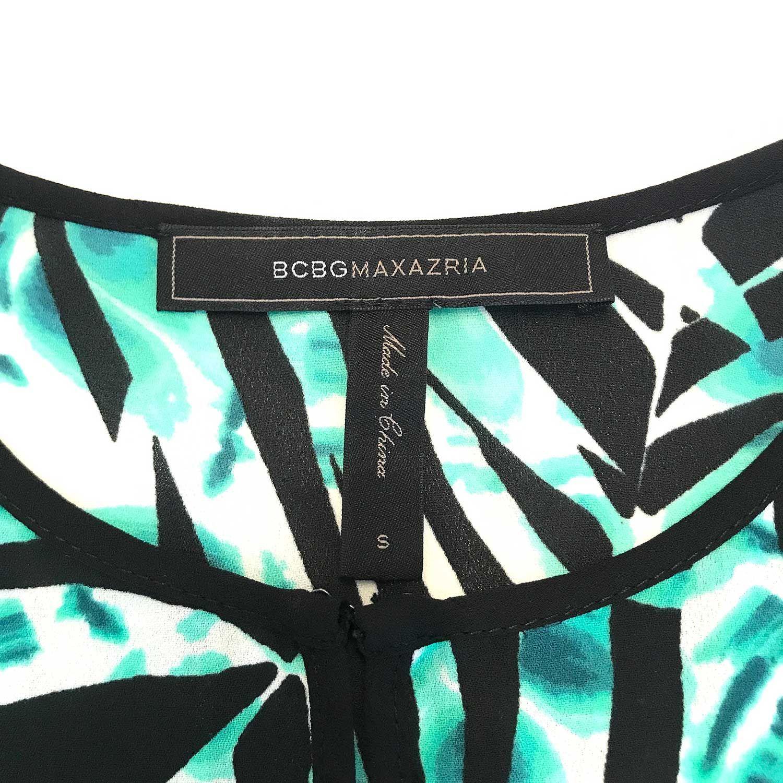 Blusa BCBG Estampada