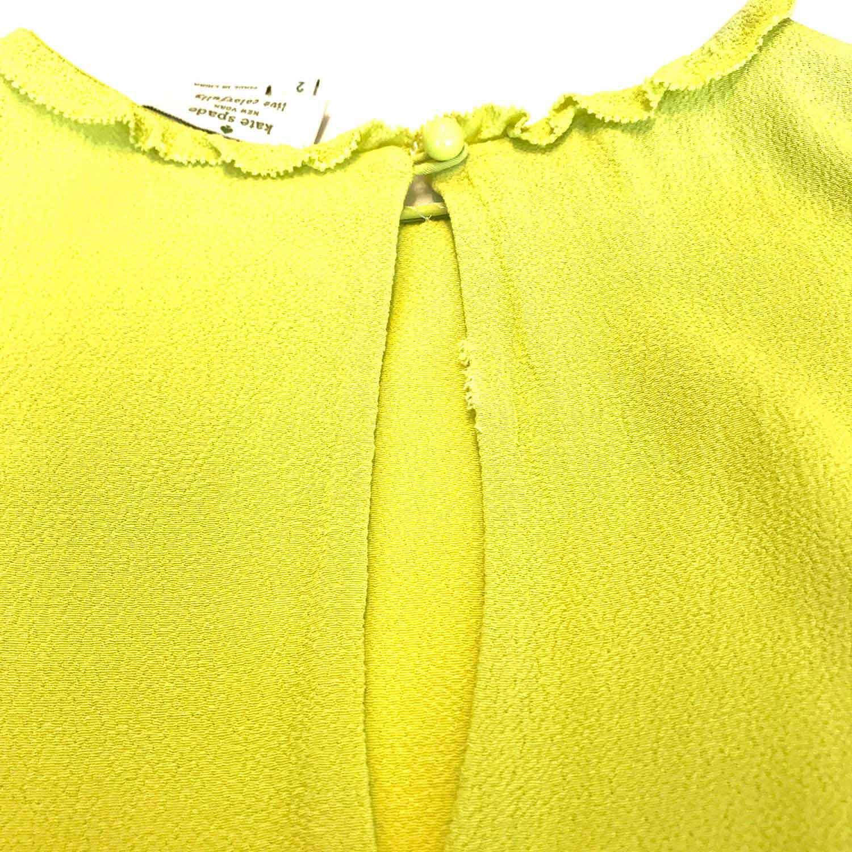 Blusa Kate Spade Verde Limão