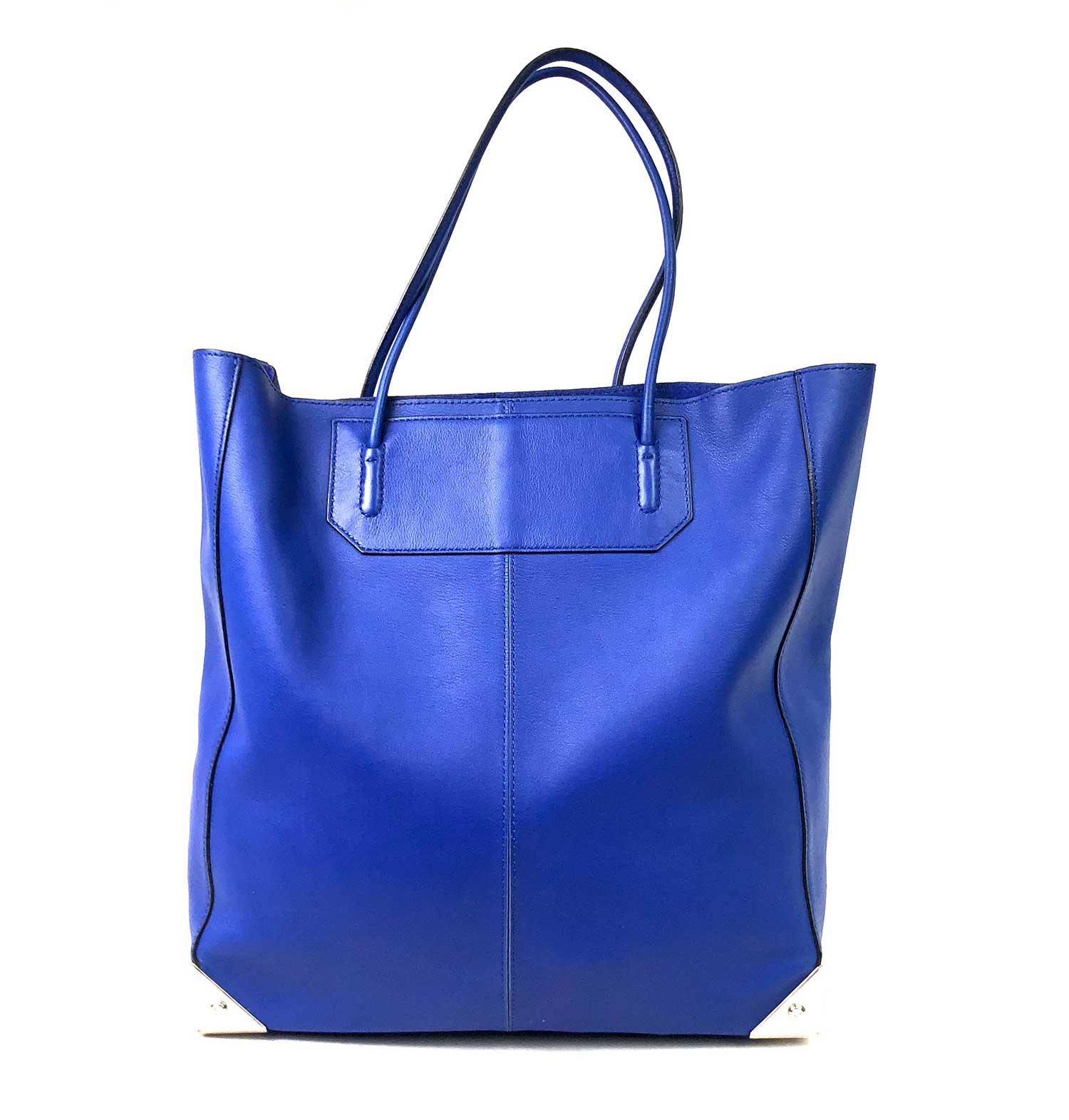 Bolsa Alexander Wang Prisma Azul