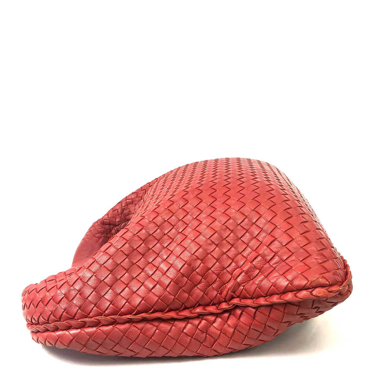 Bolsa Bottega Veneta Large Vermelha