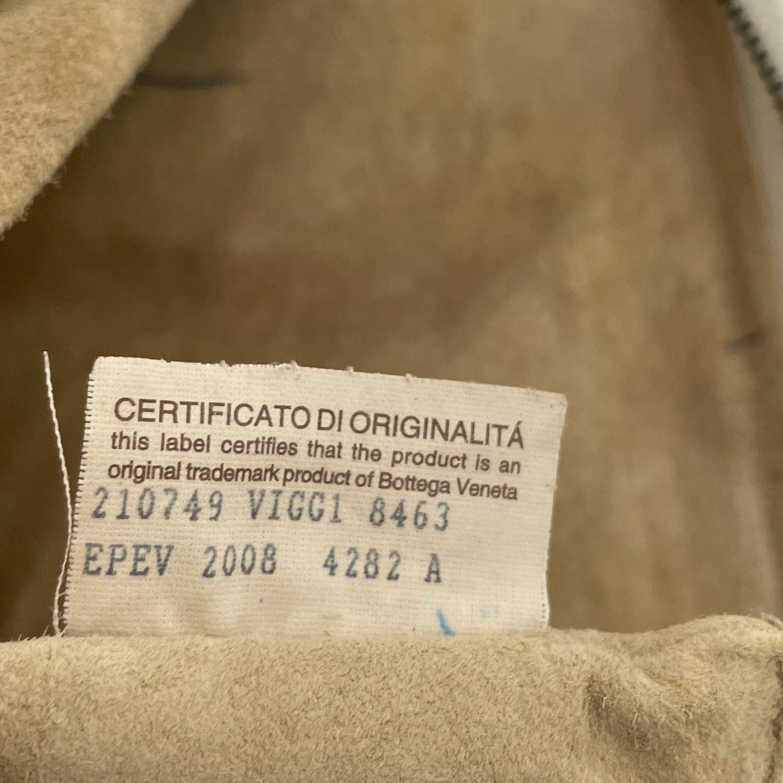 Bolsa Bottega Veneta Vintage