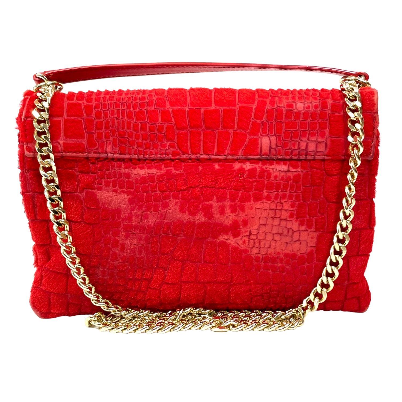 Bolsa Carolina Herrera Vermelha