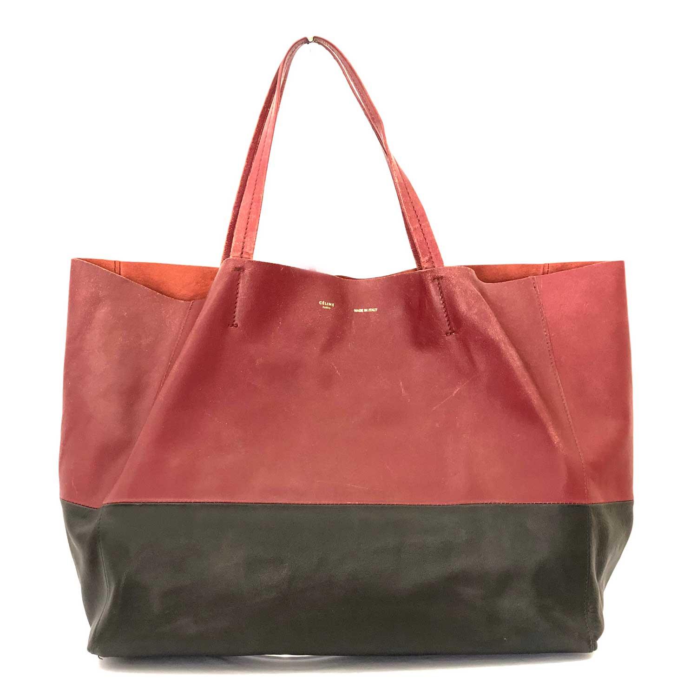 Bolsa Celine Bicolor Horizontal Cabas