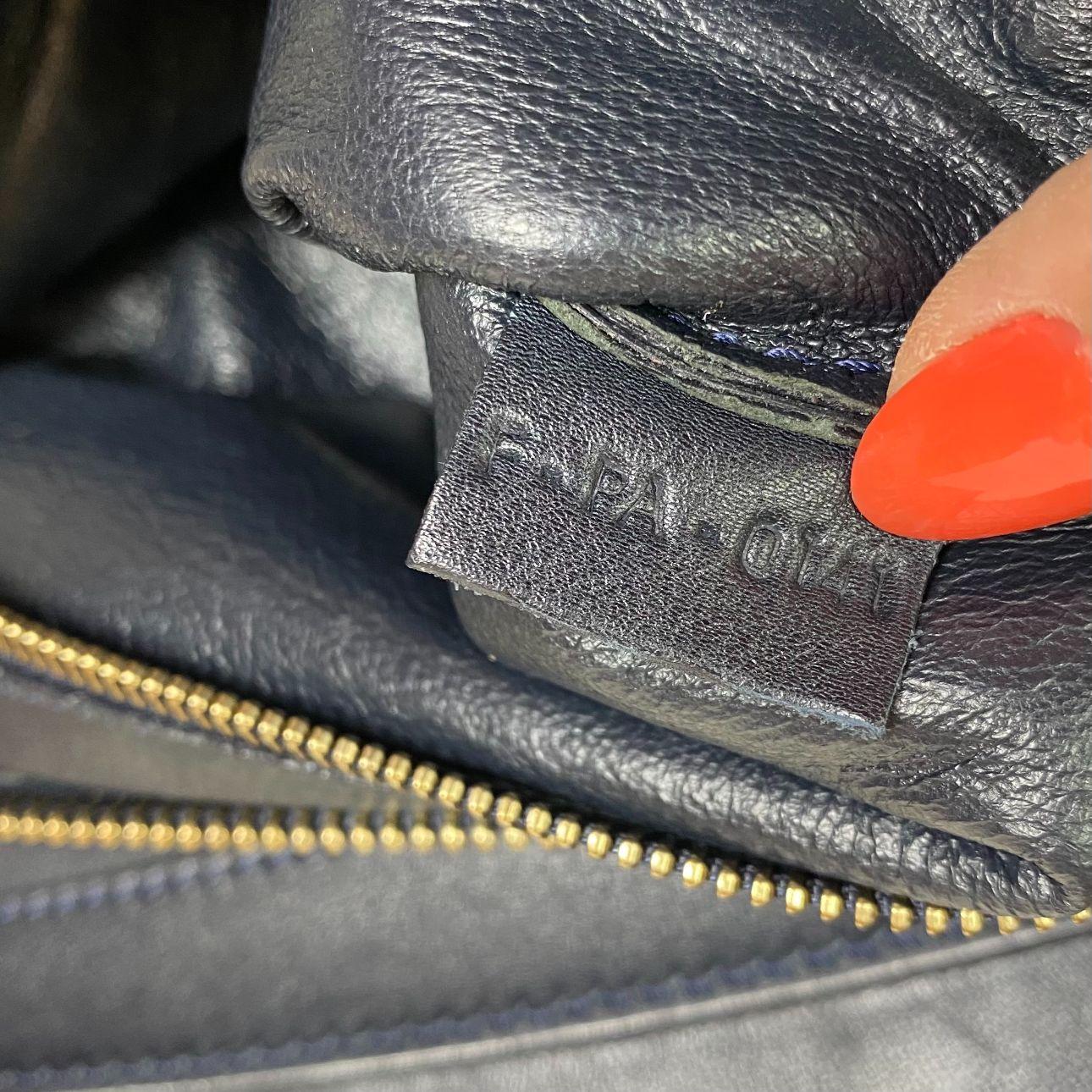 Bolsa Celine Luggage Phantom Bicolor