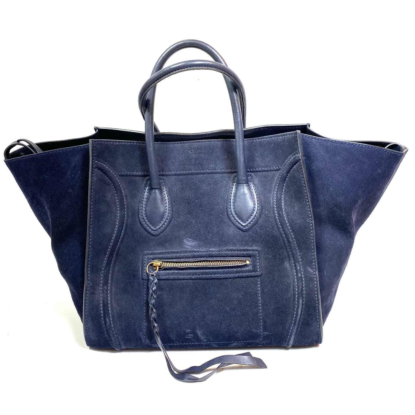 Bolsa Celine Phantom Azul