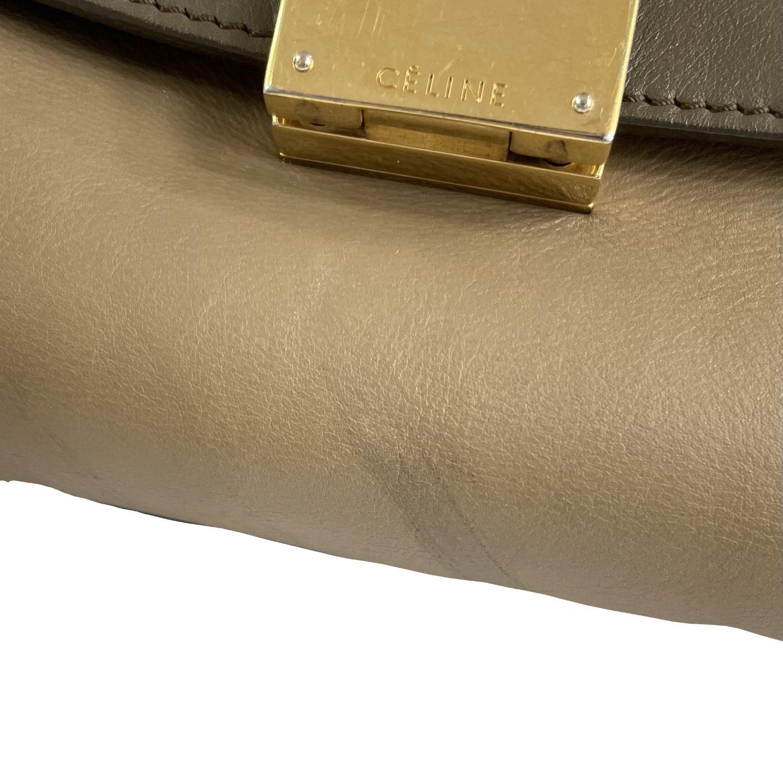 Bolsa Celine Trapeze Mão