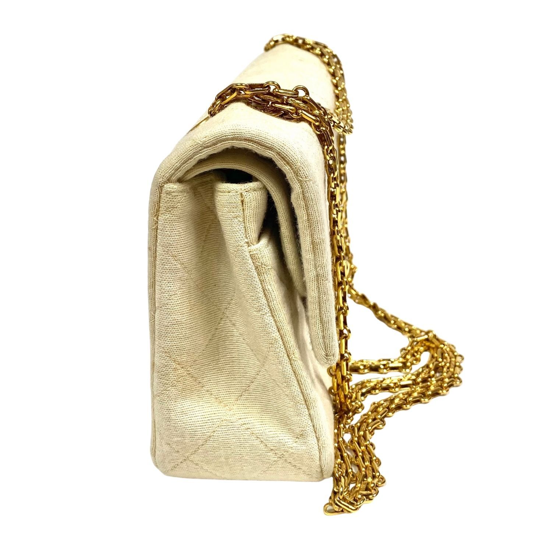 Bolsa Chanel 2.55 Beige