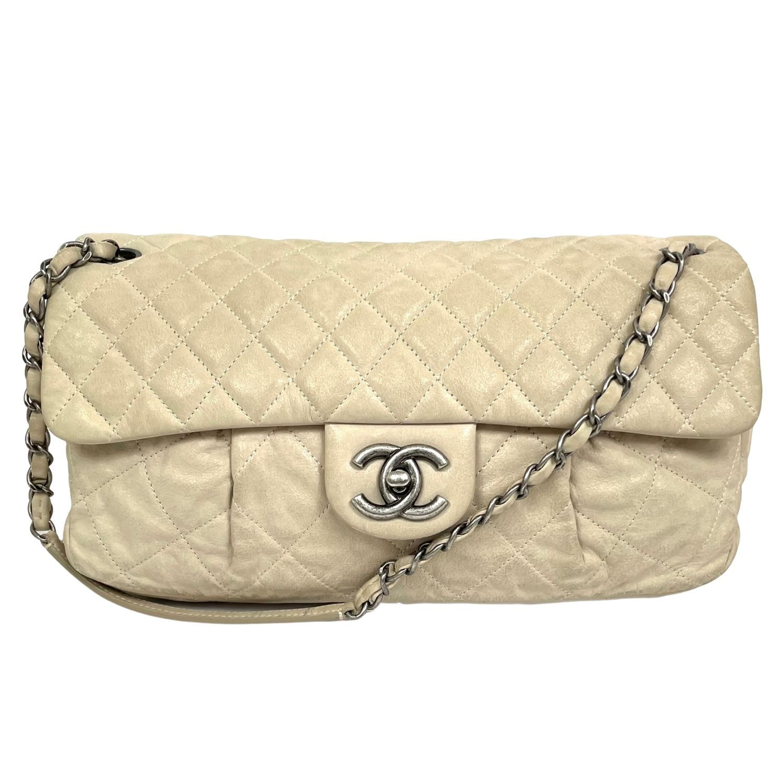 Bolsa Chanel Classic Vintage Matelassê