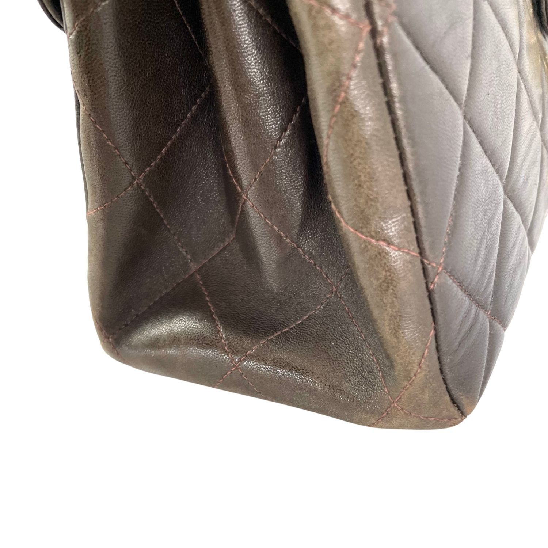 Bolsa Chanel Lambskin Double Sided