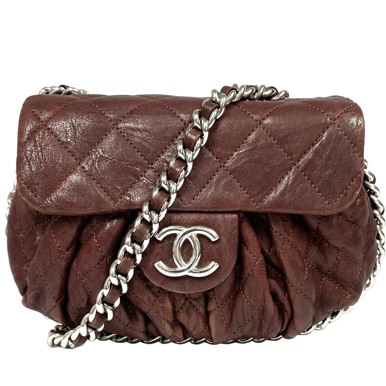 Bolsa Chanel Messenger Matelassê