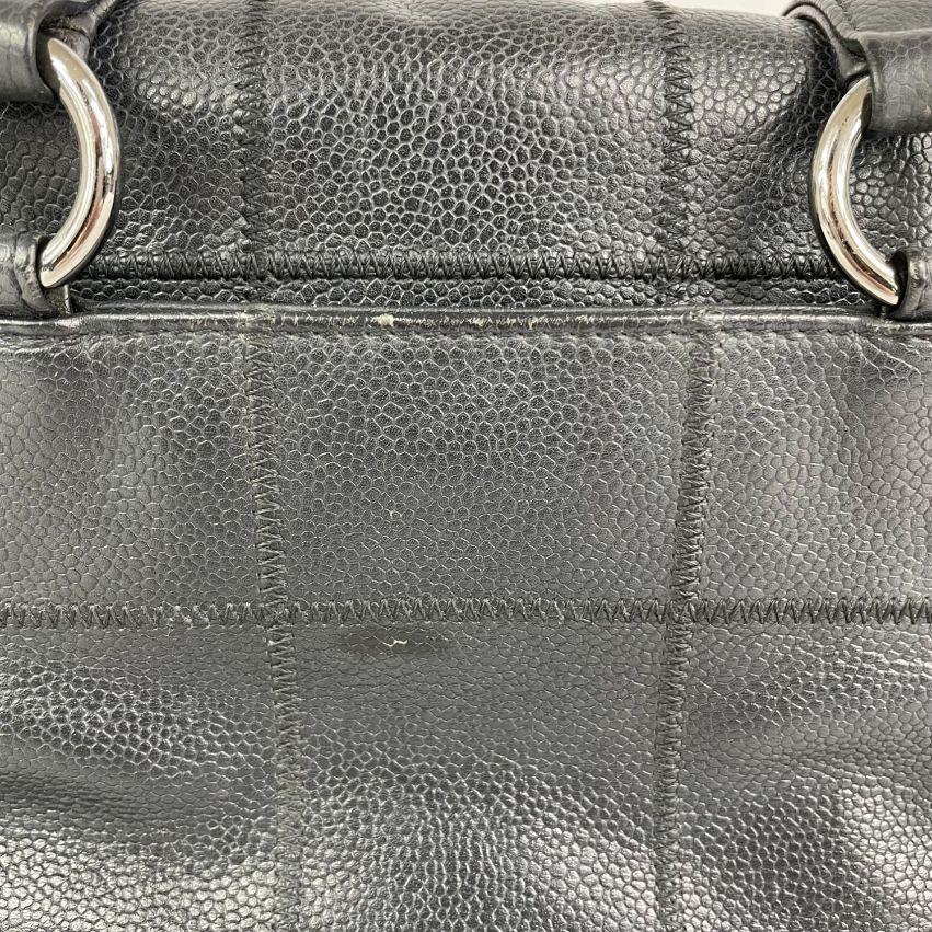 Bolsa Chanel Square Quilt