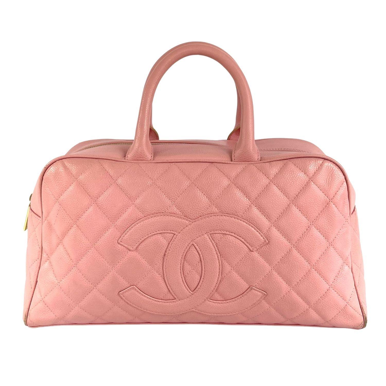 Bolsa Chanel Timeless Bowler