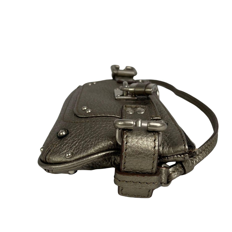 Bolsa Chloé Paddington Mini Metálica