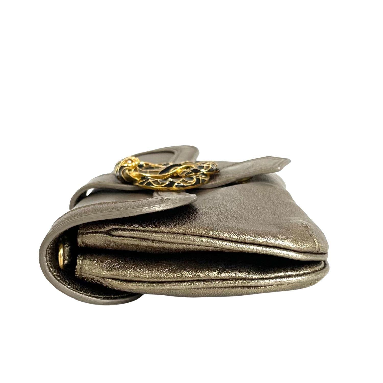 Bolsa Clutch Roberto Cavalli