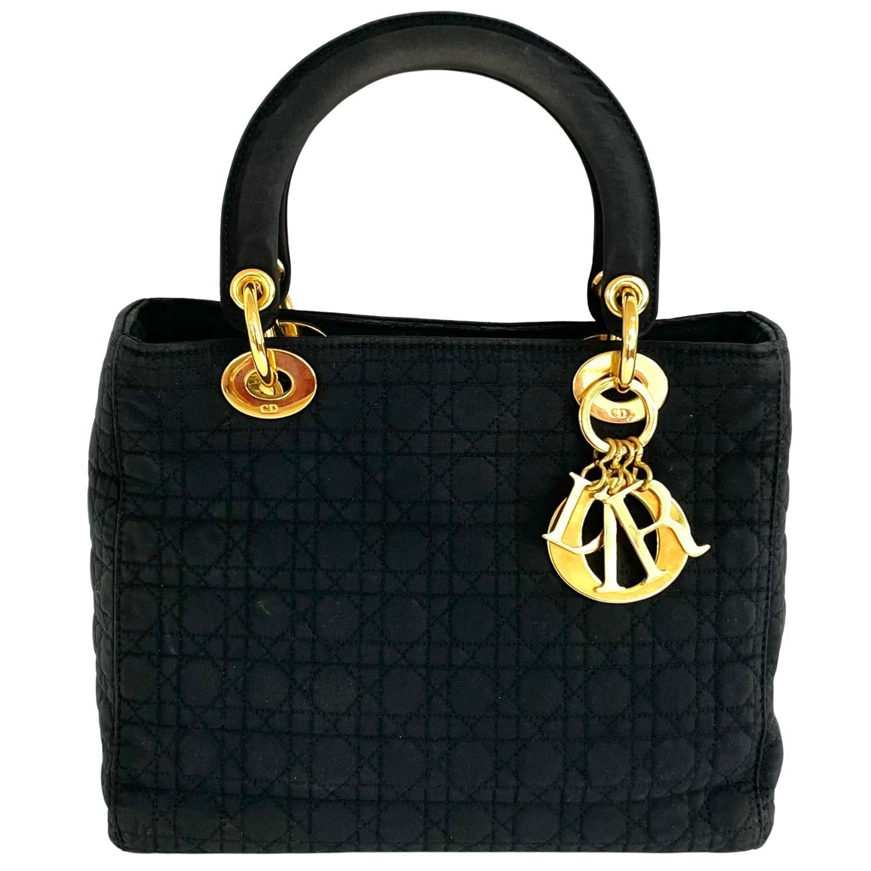 Bolsa Dior Lady Dior Vintage