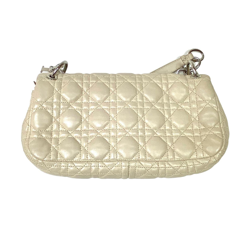 Bolsa Dior Offwhite Marfim