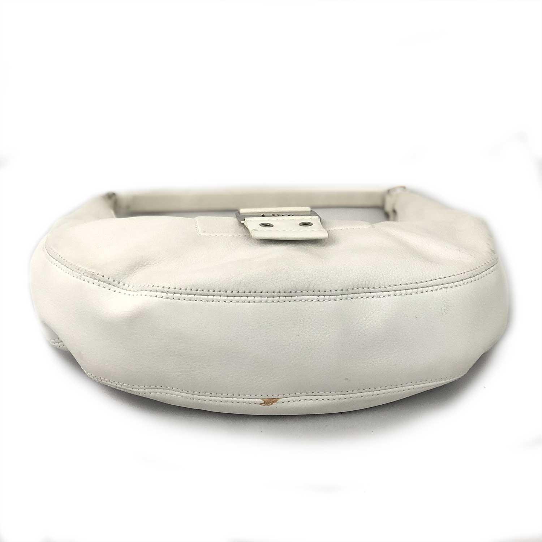 Bolsa Dior Ralf Moon Branca