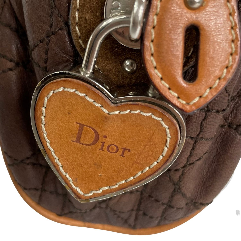 Bolsa Dior Trotter Romantique