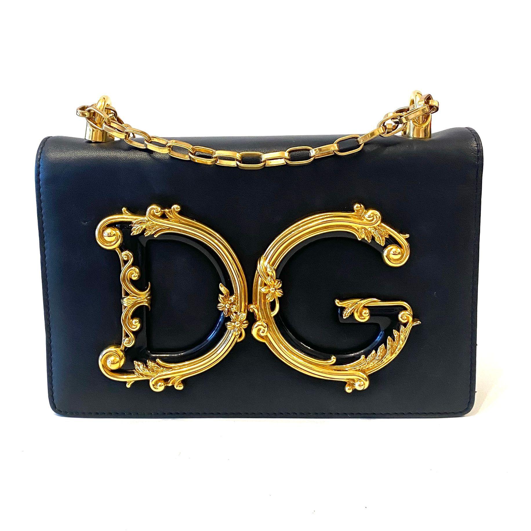 Bolsa Dolce & Gabbana DG Girls Preta