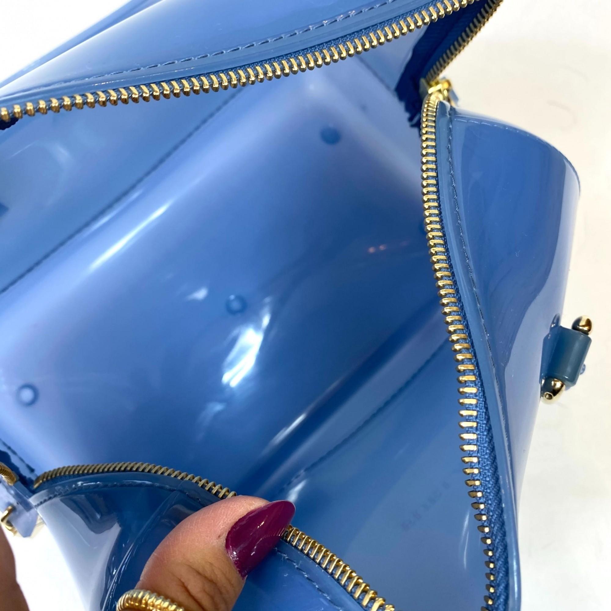 Bolsa Furla Candy Azul Claro
