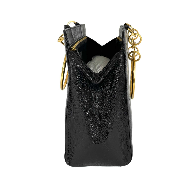 Bolsa Gianni Versace Chain-Link